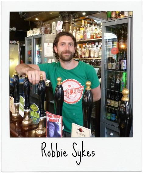 Robbie Sykes